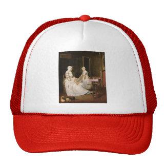 Jean-Simeon Chardin- The Hard working Mother Trucker Hat