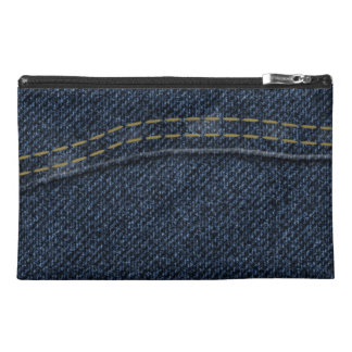Jean Stitching - Accessory Bag
