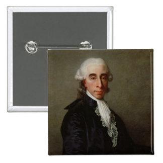 Jean-Sylvain Bailly  1789 Pinback Button
