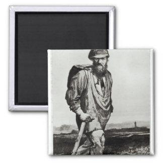Jean Valjean Imán Cuadrado