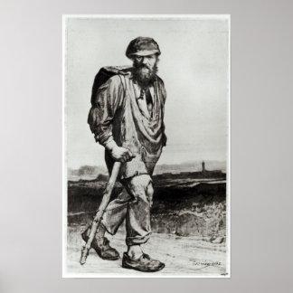 Jean Valjean Print