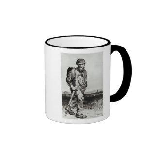 Jean Valjean Ringer Coffee Mug