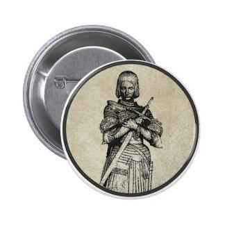 Jeanne D Arc Pin