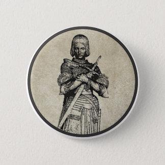 Jeanne d'Arc Button