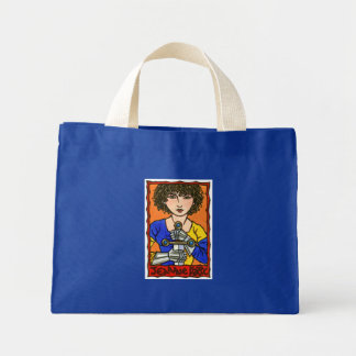 Jeanne d'Arc Mini Tote Bag