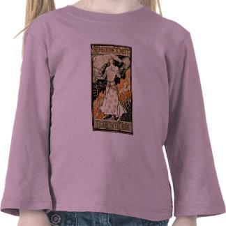 Jeanne D'Arc, Sarah Bernhardt Camisetas