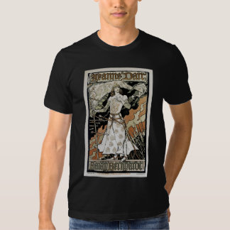 Jeanne d'Arc ~ Sarah Bernhardt Shirt
