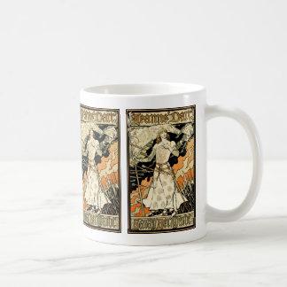 Jeanne D'Arc, Sarah Bernhardt Taza De Café
