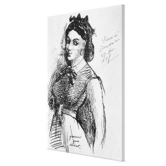 Jeanne Duval, 1865 Lona Estirada Galerias