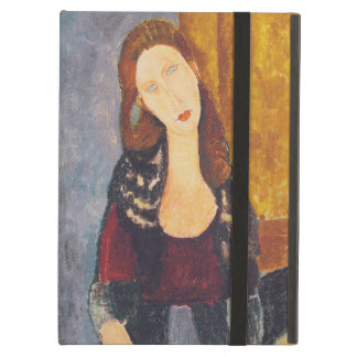 Jeanne Hebuterne portrait by Amedeo Modigliani Case For iPad Air