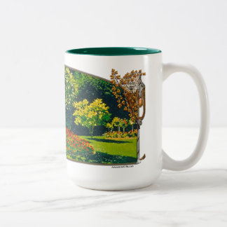 Jeanne in the Garden - 15oz. Mug
