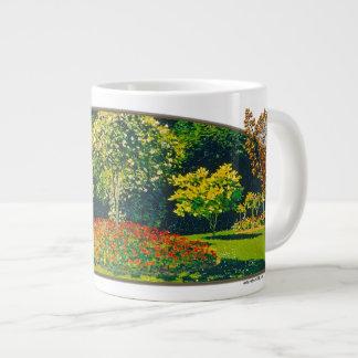 Jeanne in the Garden - Espresso Mug