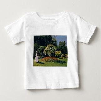 Jeanne-Marguerite Lecadre in the Garden (1866) Baby T-Shirt