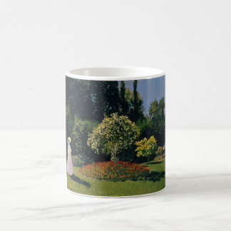 Jeanne-Marguerite Lecadre in the Garden (1866) Coffee Mug