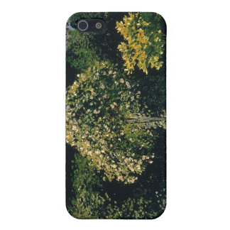 Jeanne-Marguerite Lecadre in the Garden (1866) Cover For iPhone SE/5/5s