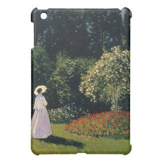 Jeanne-Marguerite Lecadre in the Garden (1866) iPad Mini Case