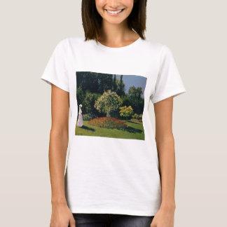Jeanne-Marguerite Lecadre in the Garden (1866) T-Shirt