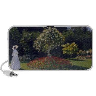 Jeanne-Marguerite Lecadre in the Garden iPod Speakers