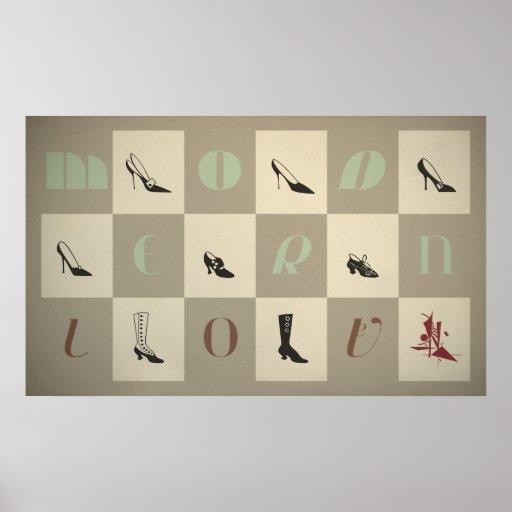 Jeanne: Modern Love Poster