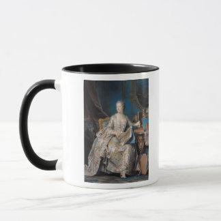 Jeanne Poisson  the Marquise de Pompadour, 1755 Mug
