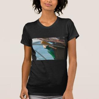 Jeannie Johnston figurehead Tee Shirt