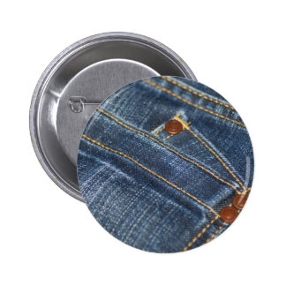 Jeans Pinback Buttons