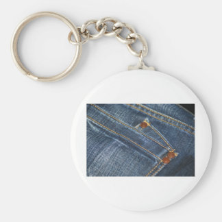 Jeans Key Chain