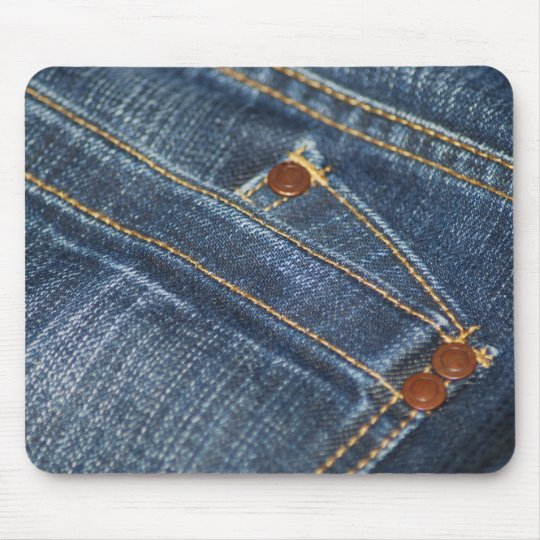 Jeans Mouse Pad