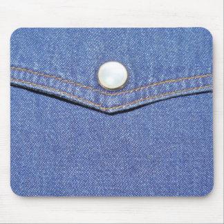 Jeans Mousepad