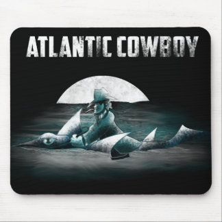 Jeans of the Atlantic Mouse Pad
