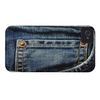 Jeans Pants Pocket Case Cover iPhone 4 Cases