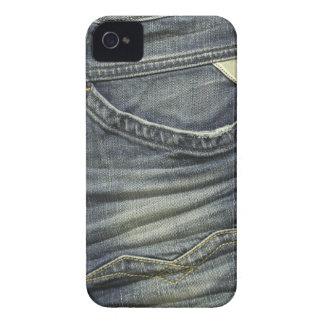 Jeans Pants Pocket Case Cover iPhone 4 Case-Mate Case