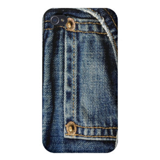 Jeans Pants Pocket iPhone4 Case Cover iphone 4 Cover For iPhone 4