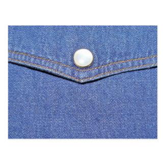 Jeans postcard