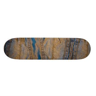 Jeans skateboard