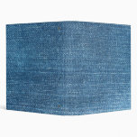 Jeans texture 3 ring binders