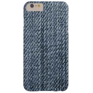 Jeans texture barely there iPhone 6 plus case