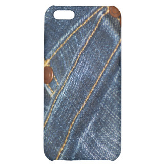 Jeans texture case for iPhone 5C