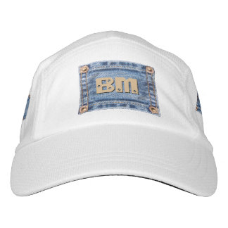 Jeans with your Initials Hat
