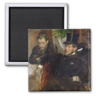 Jeantaud, Linet and Laine, 1871 2 Inch Square Magnet