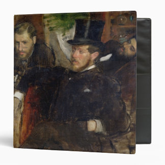 Jeantaud, Linet and Laine, 1871 3 Ring Binder