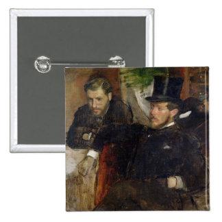 Jeantaud, Linet y Laine, 1871 Pin Cuadrado