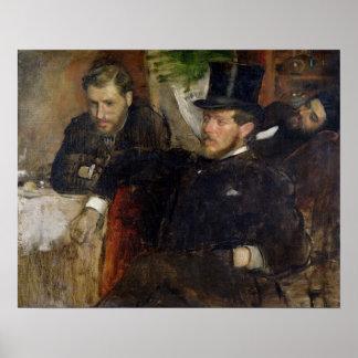 Jeantaud, Linet y Laine, 1871 Póster