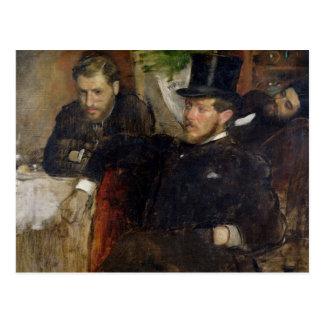 Jeantaud, Linet y Laine, 1871 Tarjeta Postal