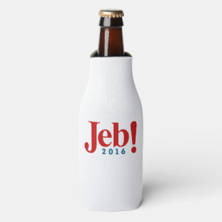 Jeb! 2016 bottle cooler