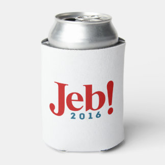 Jeb! 2016 can cooler