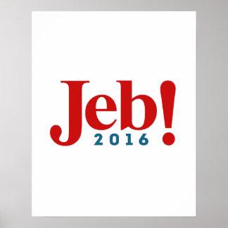 Jeb! 2016 poster