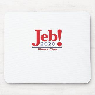 Jeb! 2020 - Please Clap Mouse Pad