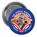 Jeb 45th President 3 Inch Round Button