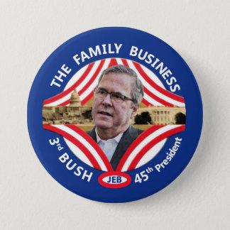Jeb 45th President Pinback Button